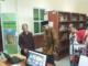 Prof. Dr. M. Arskal Salim GP, M.Ag Kunjungi Perpustakaan STAIN Kepri