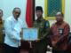 Plt. Gubernur Kepri Serahkan Sertifikat Akreditasi Perpustakaan STAIN Sultan Abdurrahman Kepulauan Riau