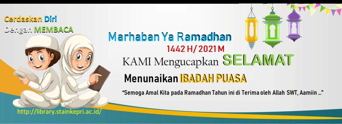 Ucapan Ramadhan 1442 H