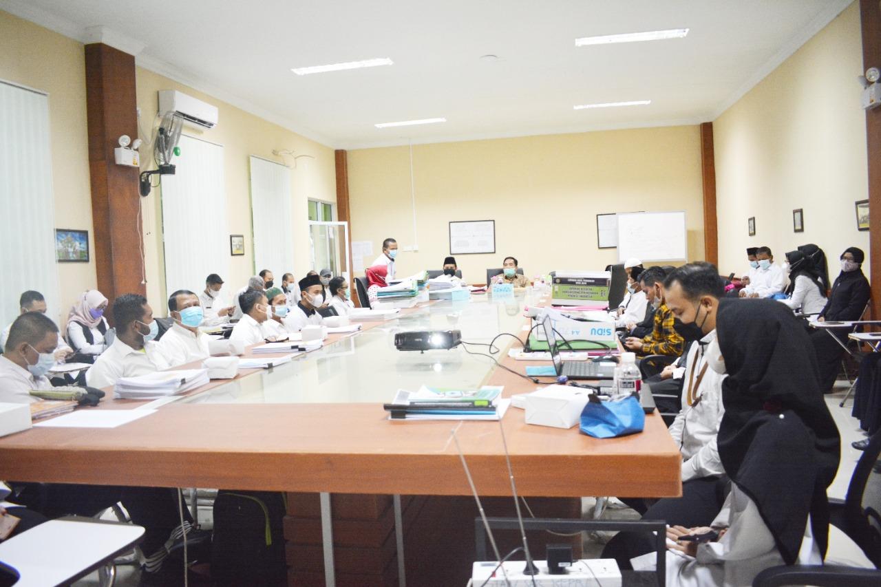 Itjen Kemenag RI Mengadakan Audit Kinerja Pada STAIN Kepri