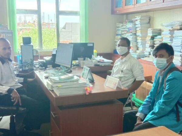 Mahasiswa UMRAH Magang di Perpustakaan STAIN Kepri