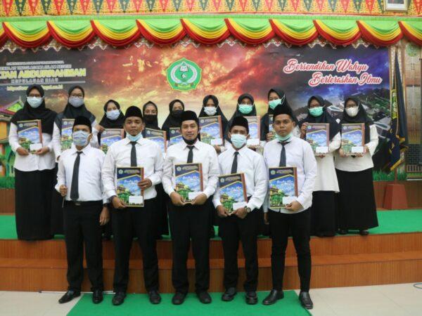 Penyerahan SK CPNS Formasi 2019 di STAINSultan Abdurrahman Kepulauan Riau