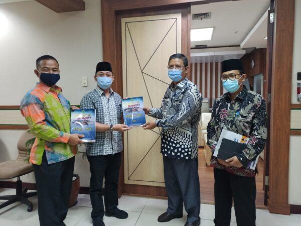 Proposal Alih Status STAIN Sultan Abdurrahman Kepri Menuju IAIN Diserahkan Ke Kementerian Agama RI